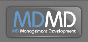 MD Management Development logo